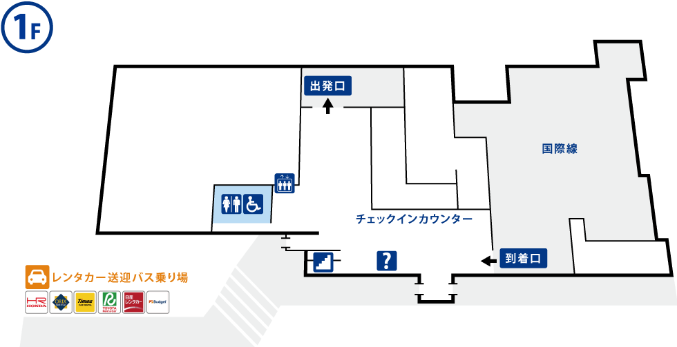 Hakodate Airport International Terminal Information