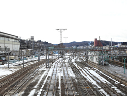 picture around Ichinoseki Station