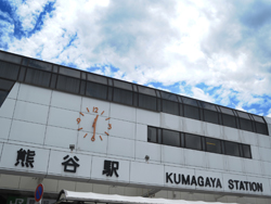 picture around Kumagaya Station